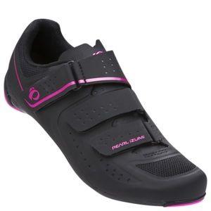New PEARL IZUMI Women Select Road V5 Cycling Shoes